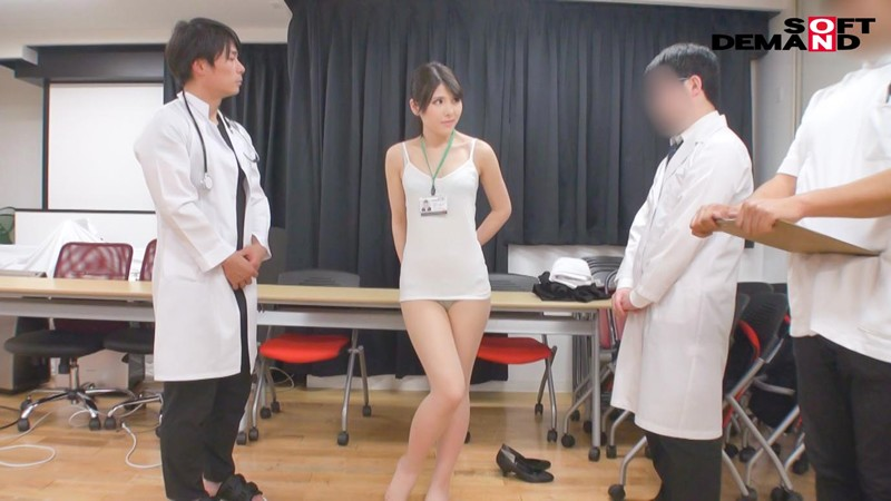 SOD女子社員 健康診断 総務部 神戸まなみ キャプチャー画像 3枚目