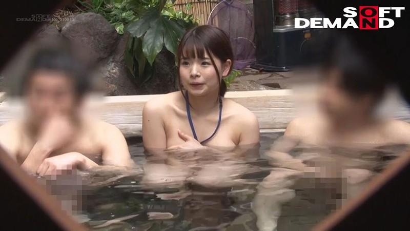 推定Eカップ 2020年度SOD新卒女子社員 片岡絵里ちゃん タオル一枚男湯入ってみませんか?