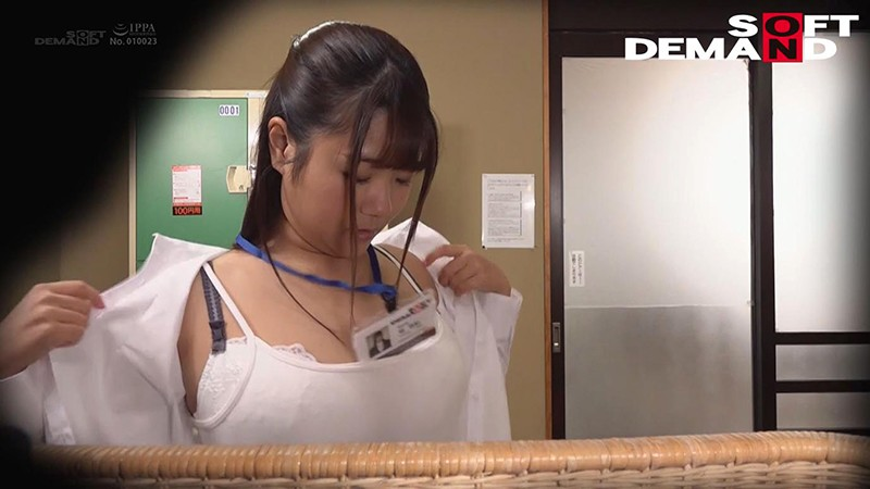 推定Hカップ 2020年度SOD新卒女子社員 椿真紀ちゃん タオル一枚男湯入ってみませんか?