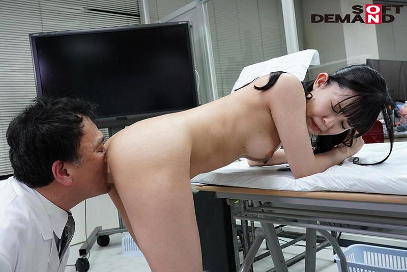 SOD女子社員 新入社員健康診断 おっぱいモミモミ 山内亜矢 6枚目