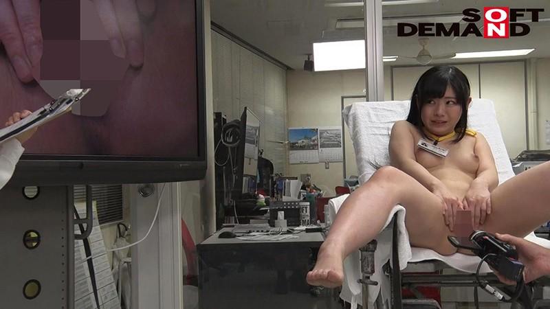 SOD女子社員 新入社員健康診断 ロリっ娘 大矢美紗紀 14枚目