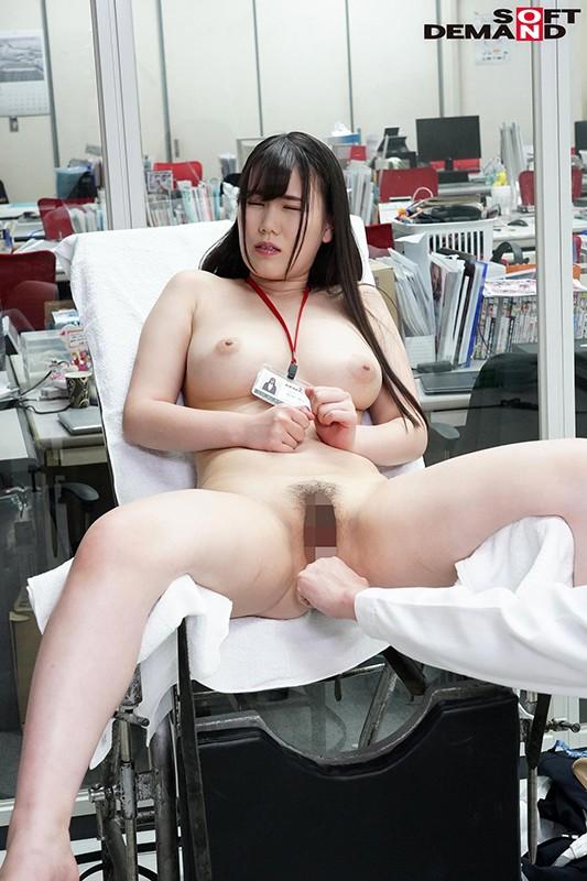 SOD女子社員 新入社員健康診断 超絶巨乳イカセ 村田優子 13枚目