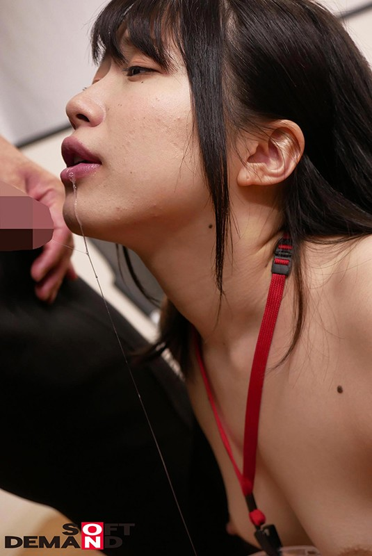 SOD女子社員 新入社員健康診断 鬼ち●ぽ責め 梅原詩織 14枚目