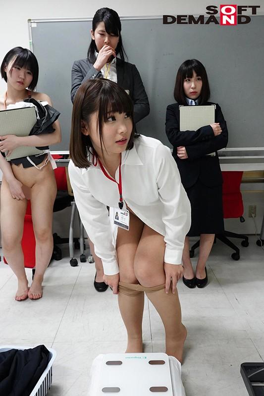 SOD女子社員 新入社員健康診断 関西弁ち●ぽイカセ 野原香 2枚目