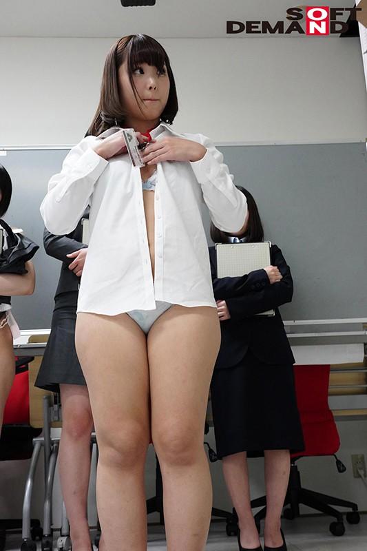 SOD女子社員 新入社員健康診断 関西弁ち●ぽイカセ 野原香 3枚目