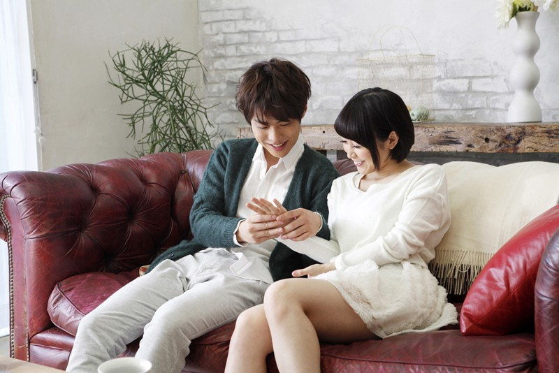 Body talk lesson for couples-12 イケメンAV男優動画/エロ画像
