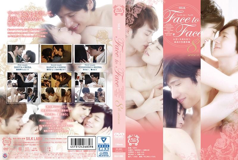 Face to Face 8th season イケメンAV男優動画/エロ画像