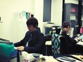 After work プライベートオフィスsample3