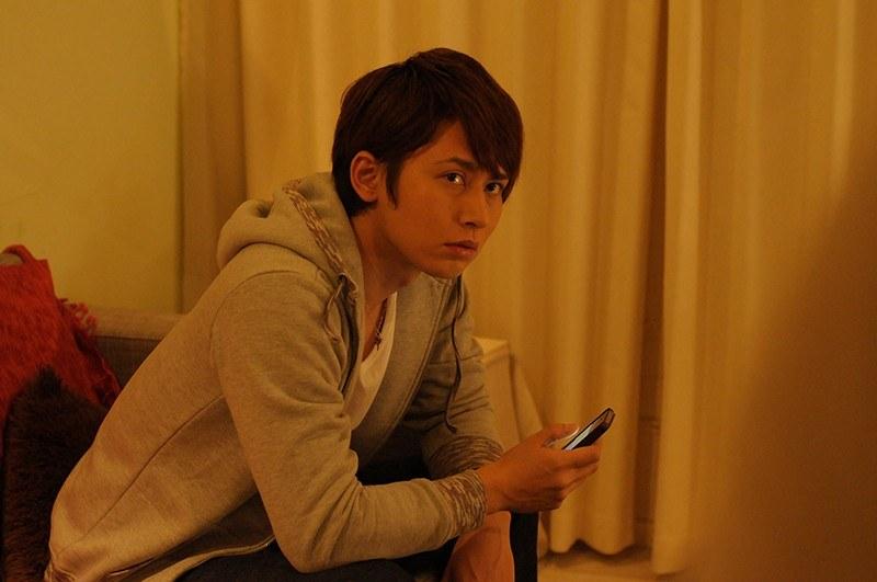 He is angry- 月野帯人-