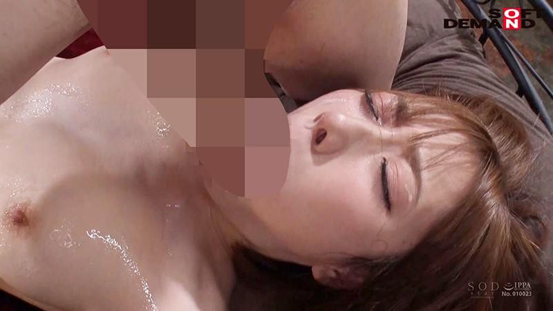 セックス直後のイキまくり女優に発射から約5秒以内に咥えさせるお掃除フェラSP 画像11