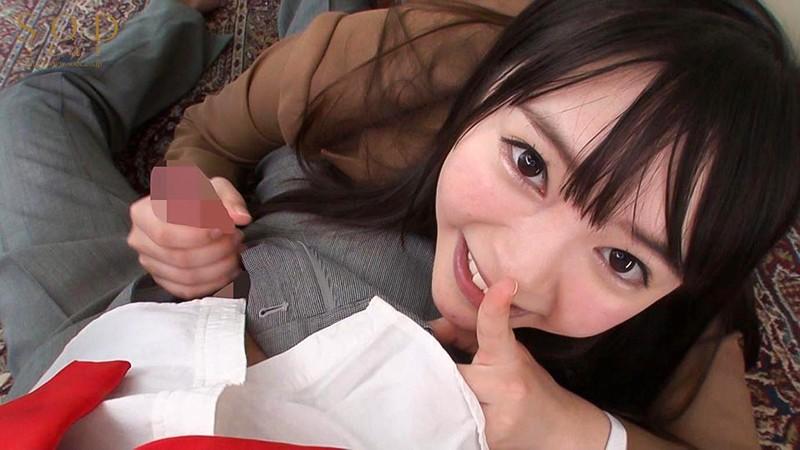 僕の彼女はおしゃぶりが我慢出来ない学園のアイドル 小倉由菜 キャプチャー画像 9枚目