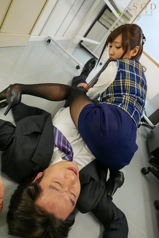 榎本美咲 「エッッロ…!」日常で目にするエッロい瞬間から夢の展開へ! 1枚目