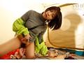 すぐそばに彼女がいるのにベロチュウ誘惑で強制中出し 戸田真琴sample3