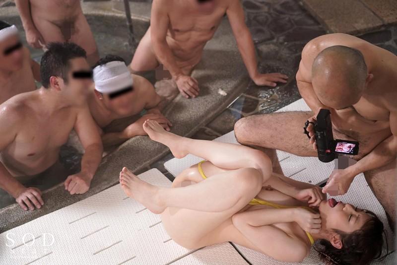 みながわ千遥ちゃん タオル一枚男湯入ってみませんか? HARD キャプチャー画像 5枚目