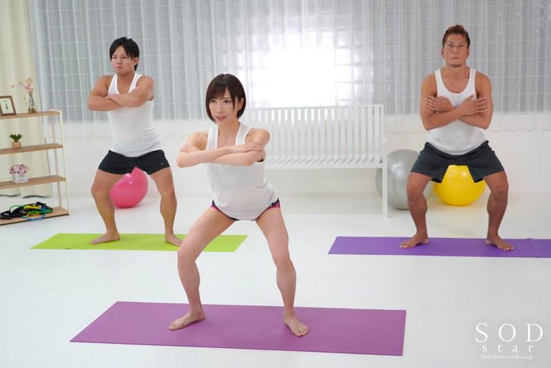 アクメで筋肉体操 七海ティナ キャプチャー画像 14枚目