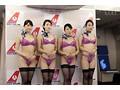 市川まさみ×SENZ 「制服・下着・全裸」でおもてなし またがりオマ○コ航空 SODstar Ver.