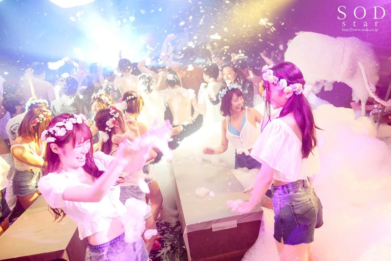 SODstar 10 SEX AFTER PARTY 2019 〜クラブでハメハメヌキまくり編〜