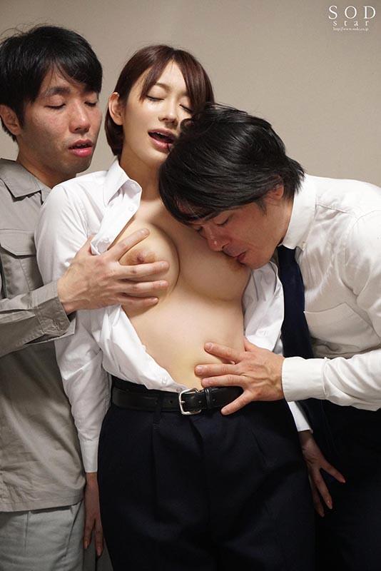 STARS-204 Studio SOD Create - Shou Nishino - She Gets G*******ged When The Guys Discover She's A Girl... big image 7