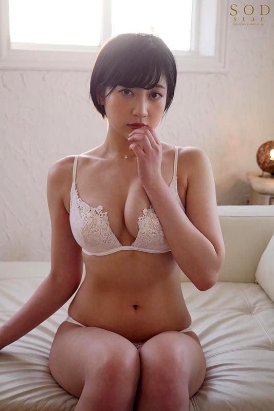 命名 夏目響(ひびき) 正式デビュー お初の4本番 6枚目