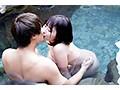 既婚者の僕が出張先の地方のスナックで知り合ったノリのいい地元美女と温泉で二晩ハメまくった 宮島めい