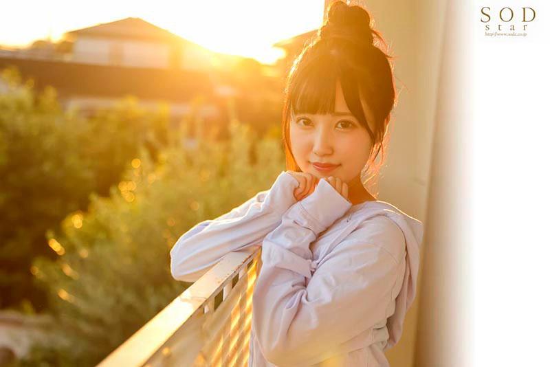 朝田ひまり AV debut 新人グラドル18才 SODstar史上最小147cm 低身長巨乳 2