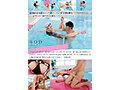 【数量限定】一流競泳選手 青木桃 AV DEBUT 全裸水泳2021 パンティと写真付き 画像11