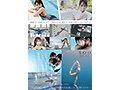 【数量限定】一流競泳選手 青木桃 AV DEBUT 全裸水泳2021 パンティと写真付き 画像14