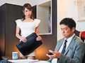[STARS-433] あの日、私は社長と秘書以上の関係になりました…。最初の離婚後、エロ社長に拾われてオフィス内で周りにバレながらも性処理まですることに。佐田茉莉子