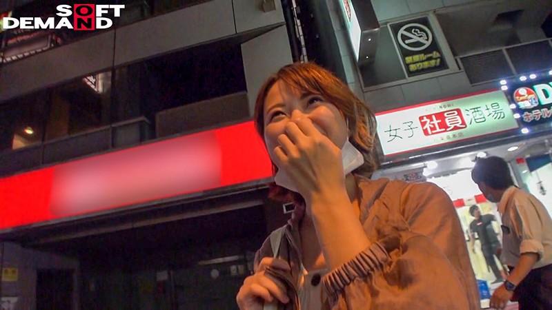 SOD酒場ドキュメント ほろ酔いキカタン送迎ナンパ 相澤ゆりなの場合 2枚目