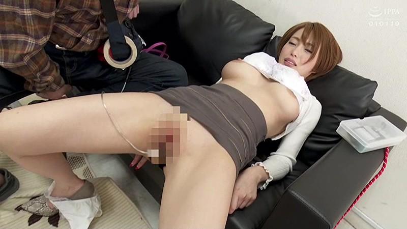 媚薬貞操帯×ビッグバンローター Vol.4 君島みお Hカップ美爆乳 3枚目