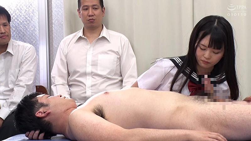 羞恥 男女が体の違いを全裸になって学習する質の高い授業を実践する共学●校の保健体育3のサンプル画像