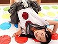 [SVDVD-879] 街行く女子○校生が制服姿で'固定電マ'ツイスターゲーム!羞恥ポーズで敏感おま○こを刺激され痙攣イキ!!人生初の中出しメス堕ちSEX!!2