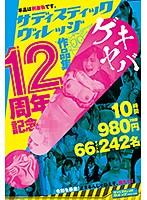 サディスティックヴィレッジ12周年記念作品集10時間2枚組 1svomn00128のパッケージ画像
