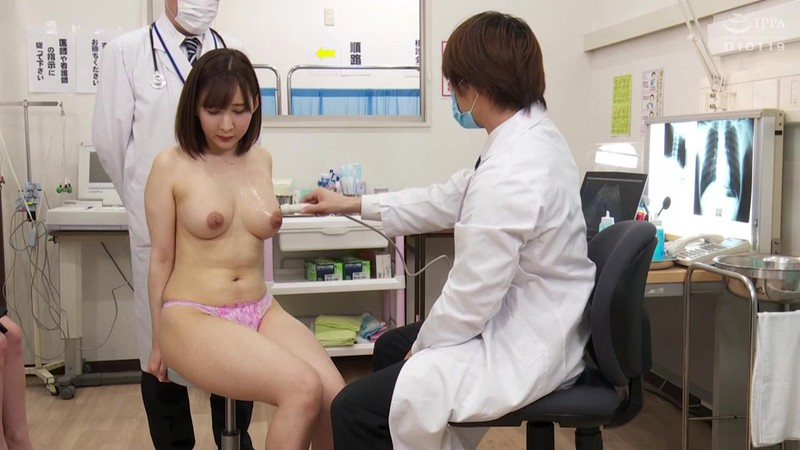 教諭・世良あさか:新任女教師着任前健康診断
