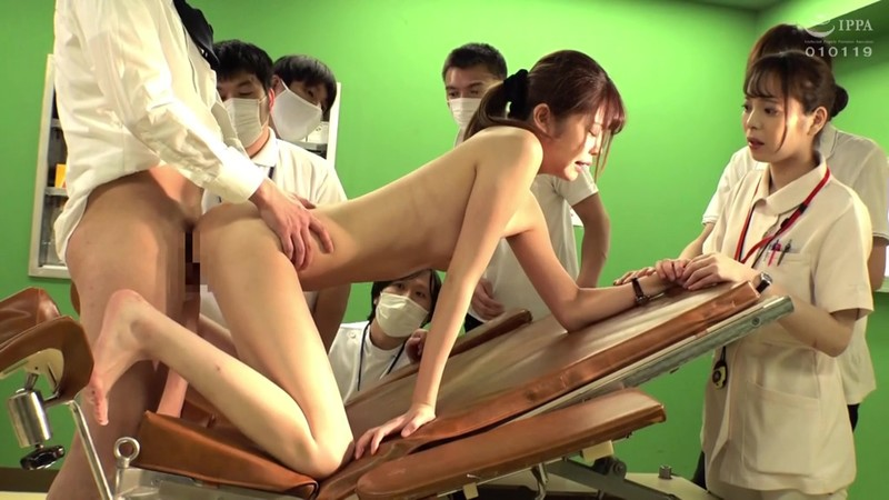 羞恥!生徒同士が男女とも全裸献体になって実技指導を行う質の高い授業を実施する看護学校実習2021 入浴介護実習〜産婦人科実習 画像17