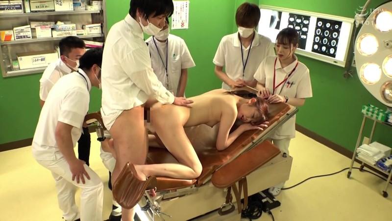 羞恥!生徒同士が男女とも全裸献体になって実技指導を行う質の高い授業を実施する看護学校実習2021 入浴介護実習〜産婦人科実習 画像18