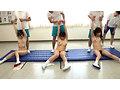 ~フラフープ・反復横跳び・縄跳び・ストレッチ・四股編~秋の全裸運動適性調査会2021 画像14