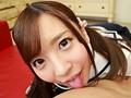 【VR】美少女JKカノジョ綾ちゃんとずっと見つめ合いキスと密...sample3
