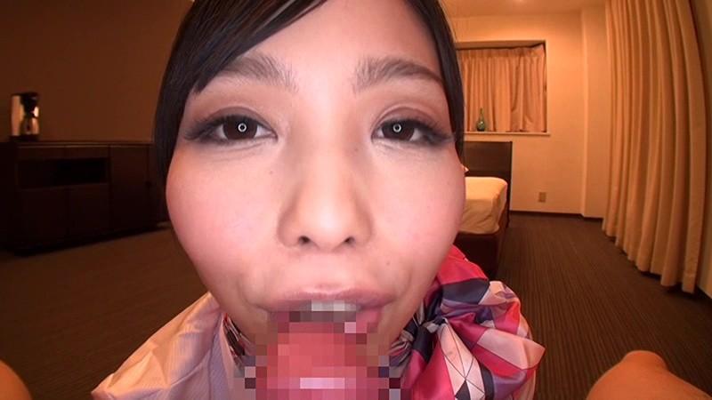 憧れのスチュワーデスと性交 神ユキ 無料エロ画像13