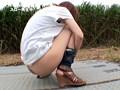 野ション中の女に突撃して尻を触れ!! 3のサンプル画像 4