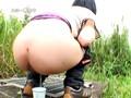 野ション中の女に突撃して尻を触れ!! 3のサンプル画像 9