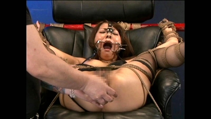 tied up enema