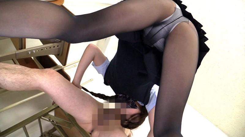 パンストとパンチラで誘惑してくる悪戯な女子校生 涼川絢音 10枚目