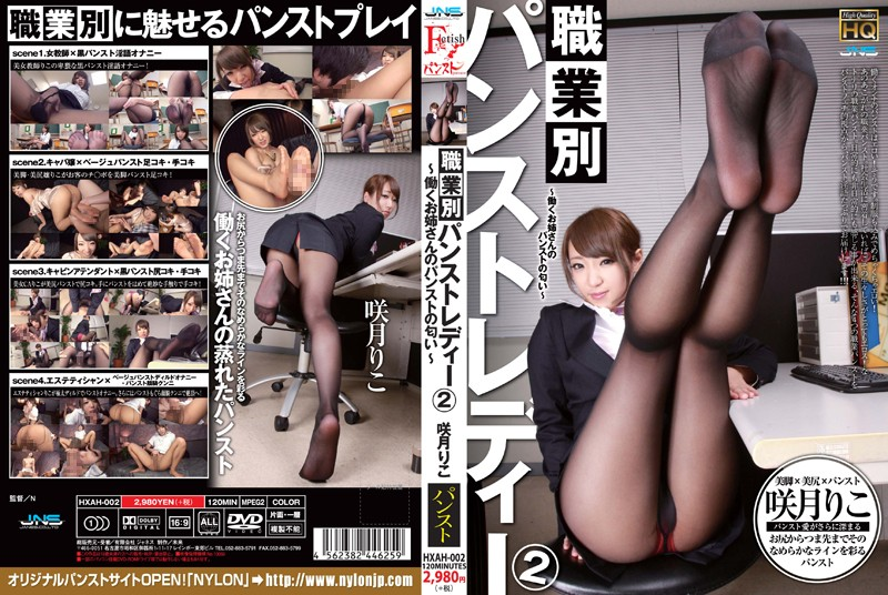 職業別パンストレディー 2 〜働くお姉さんのパンストの匂い〜 咲月りこ