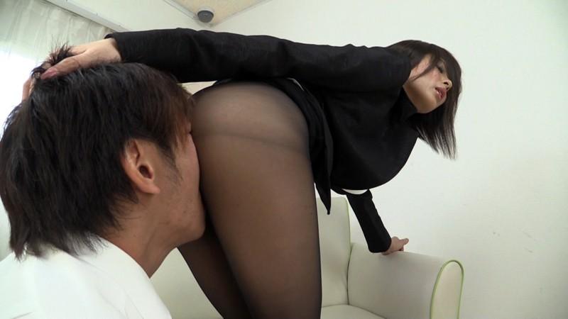 超脚パンストクイーン 16 夏目優希9