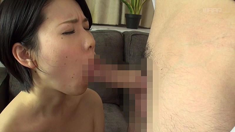 人妻イラマチオ 櫻井菜々子 キャプチャー画像 3枚目