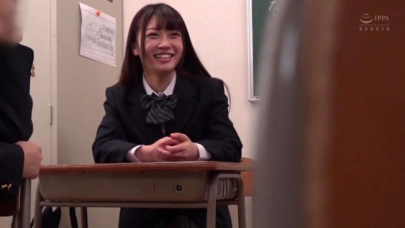 「あの裏垢の子」も今、いちかちゃんが着てるそれと同じうちの学校の制服着てたんだよね。 笠木いちか 1枚目