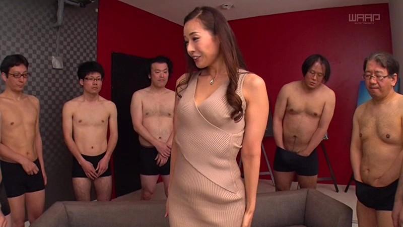 熟シャッ!! 熟女を溺愛するカタチ 森下美緒 1枚目