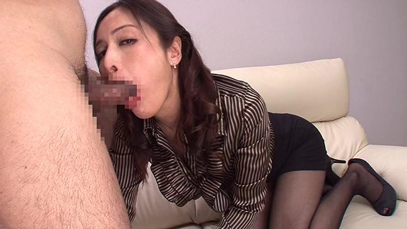 熟女さまの舌舐めずり 寺崎泉 画像4