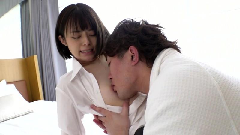 大嫌いな上司と相部屋 華奢なカラダを弄ぶ粘着性交 月乃ルナ キャプチャー画像 2枚目